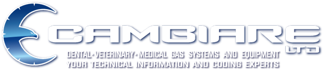 Cambiare LTD - DENTAL • VETERINARY • MEDICAL GAS SYSTEMS AND EQUIPMENT - YOUR TECHNICAL INFORMATION AND CODING EXPERTS